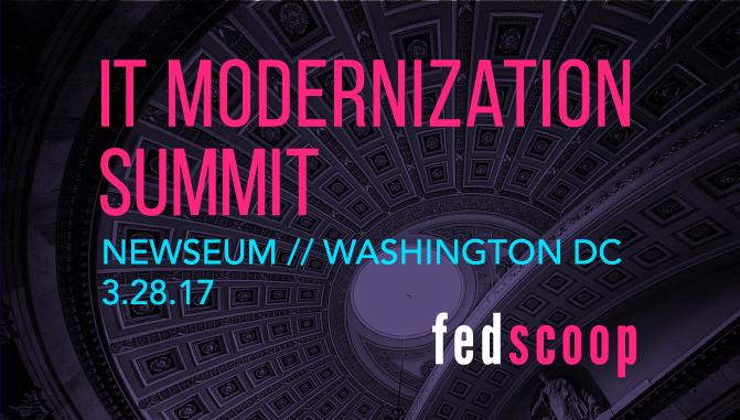 IT Modernization Summit