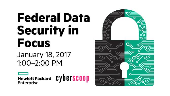 Federal Data Security In Focus