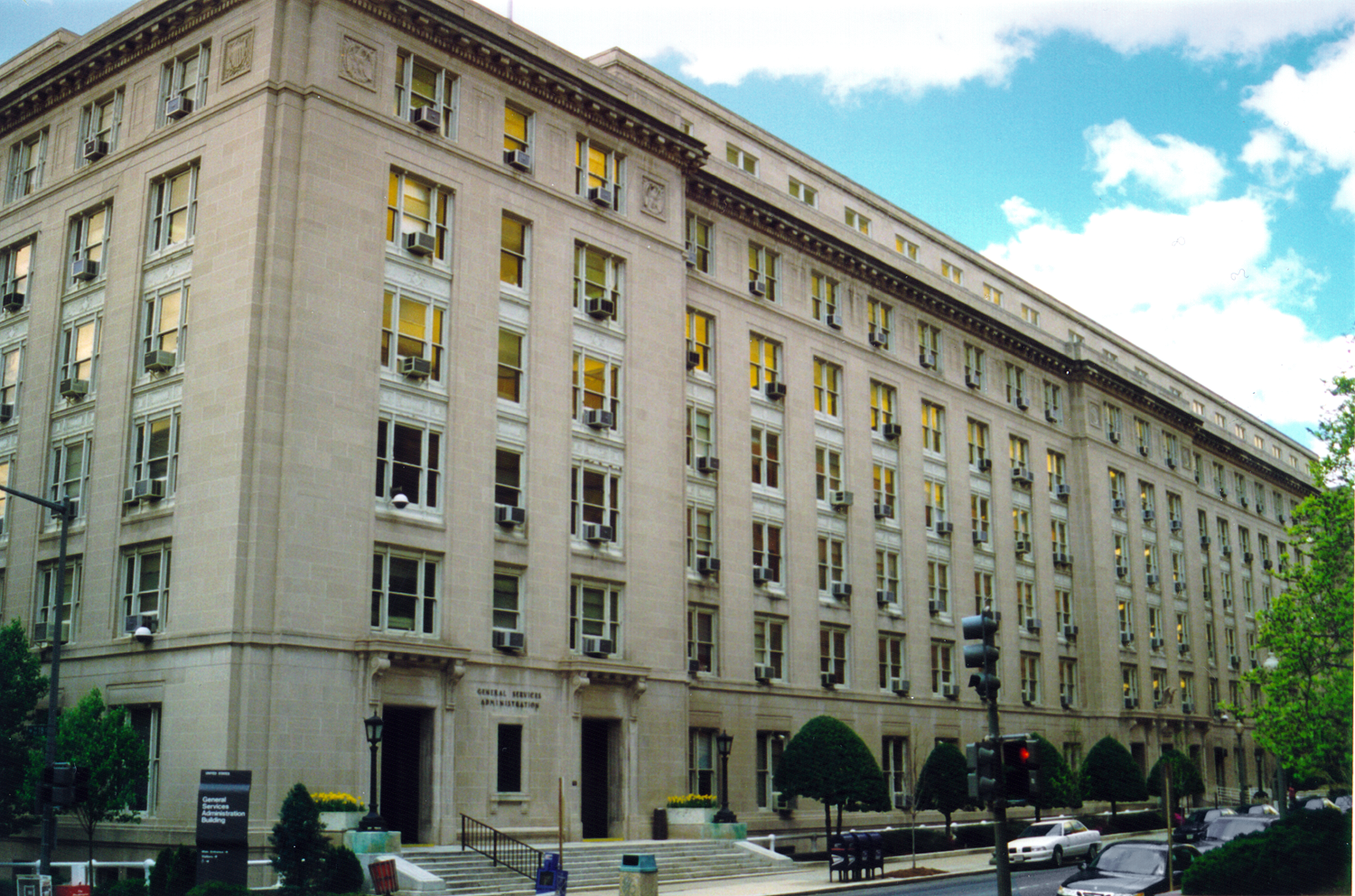 GSA, General Services Administration