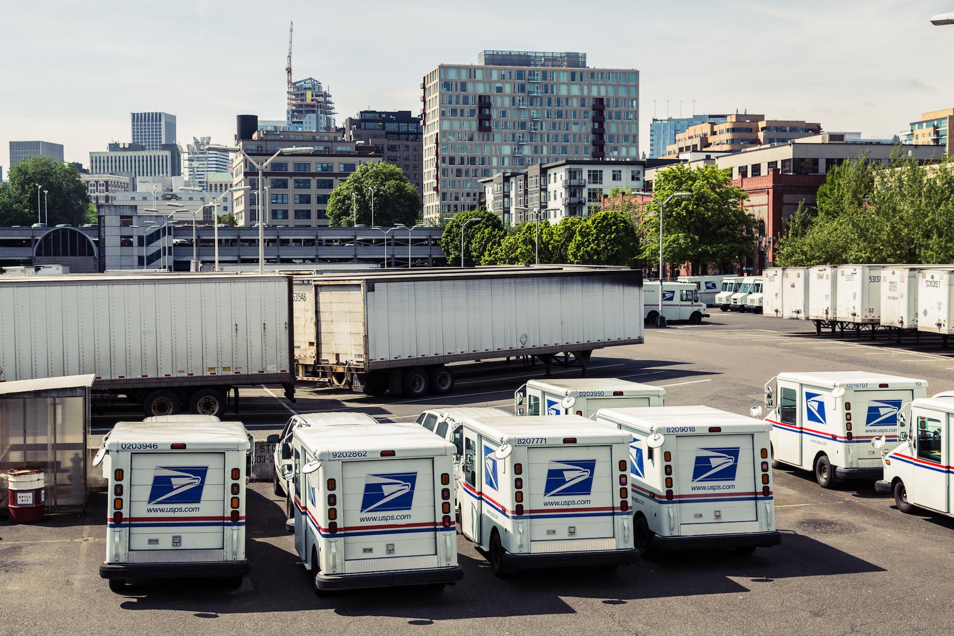 USPS, Postal Service, mail
