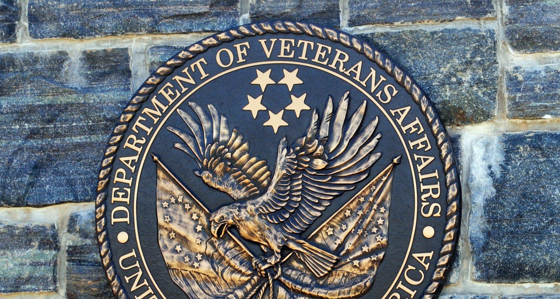 Department of Veterans Affairs seal, VA