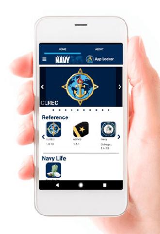 Phone Navy App