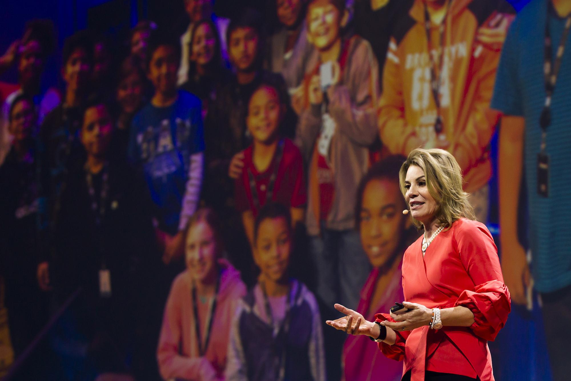 Teresa Carlson, AWS
