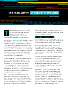 FedScoop report on encryption