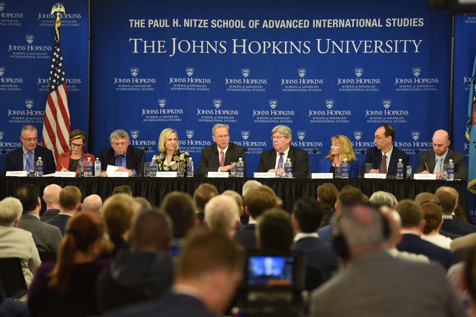 Defense Innovation Board Meets in Washington, D.C.