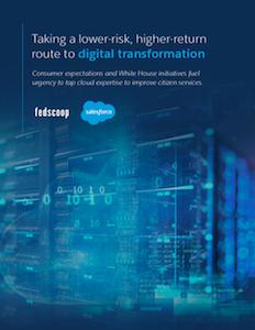 FedScoop report on cloud platforms to improve citizen services