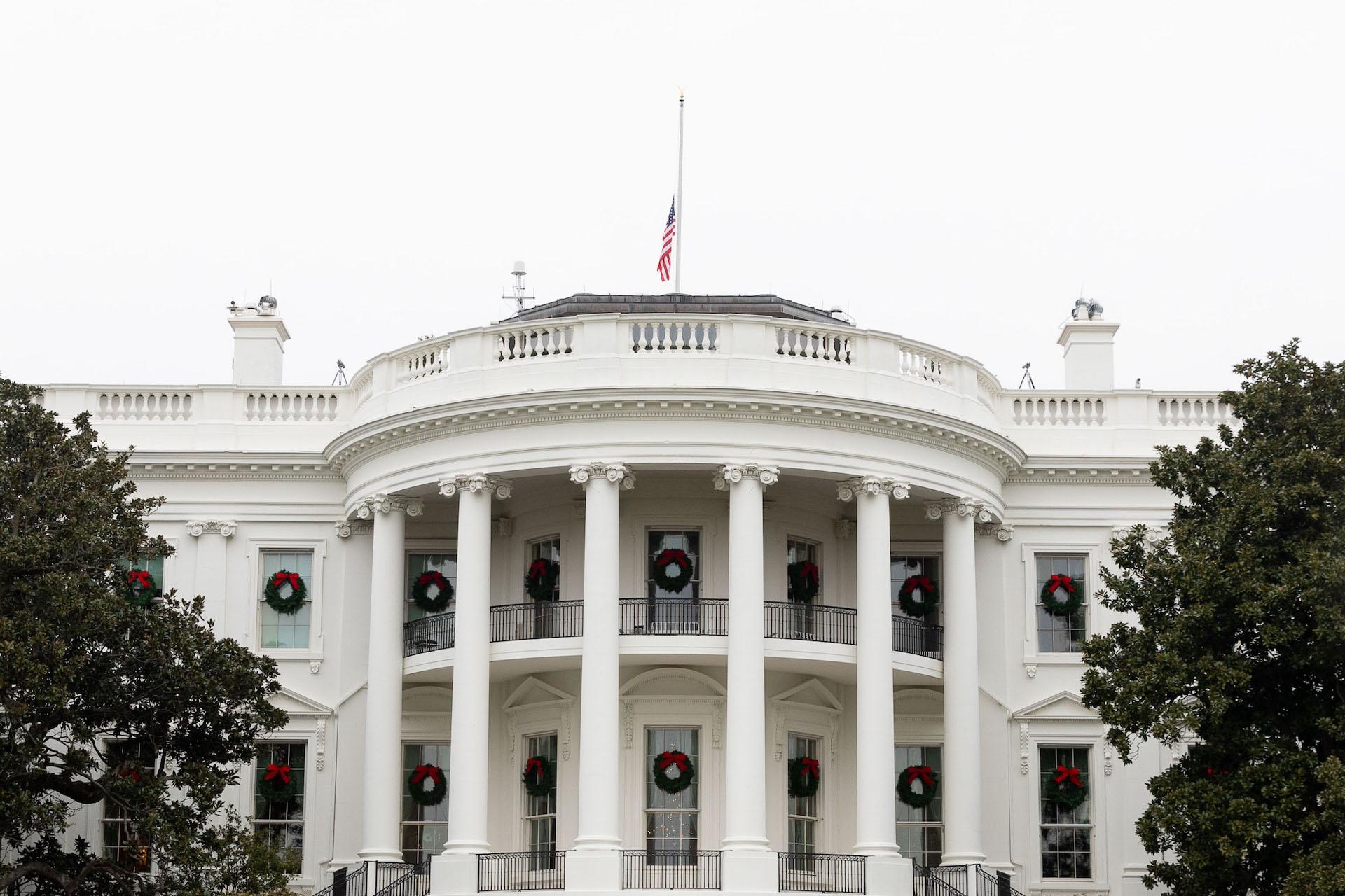 White House, December 2018