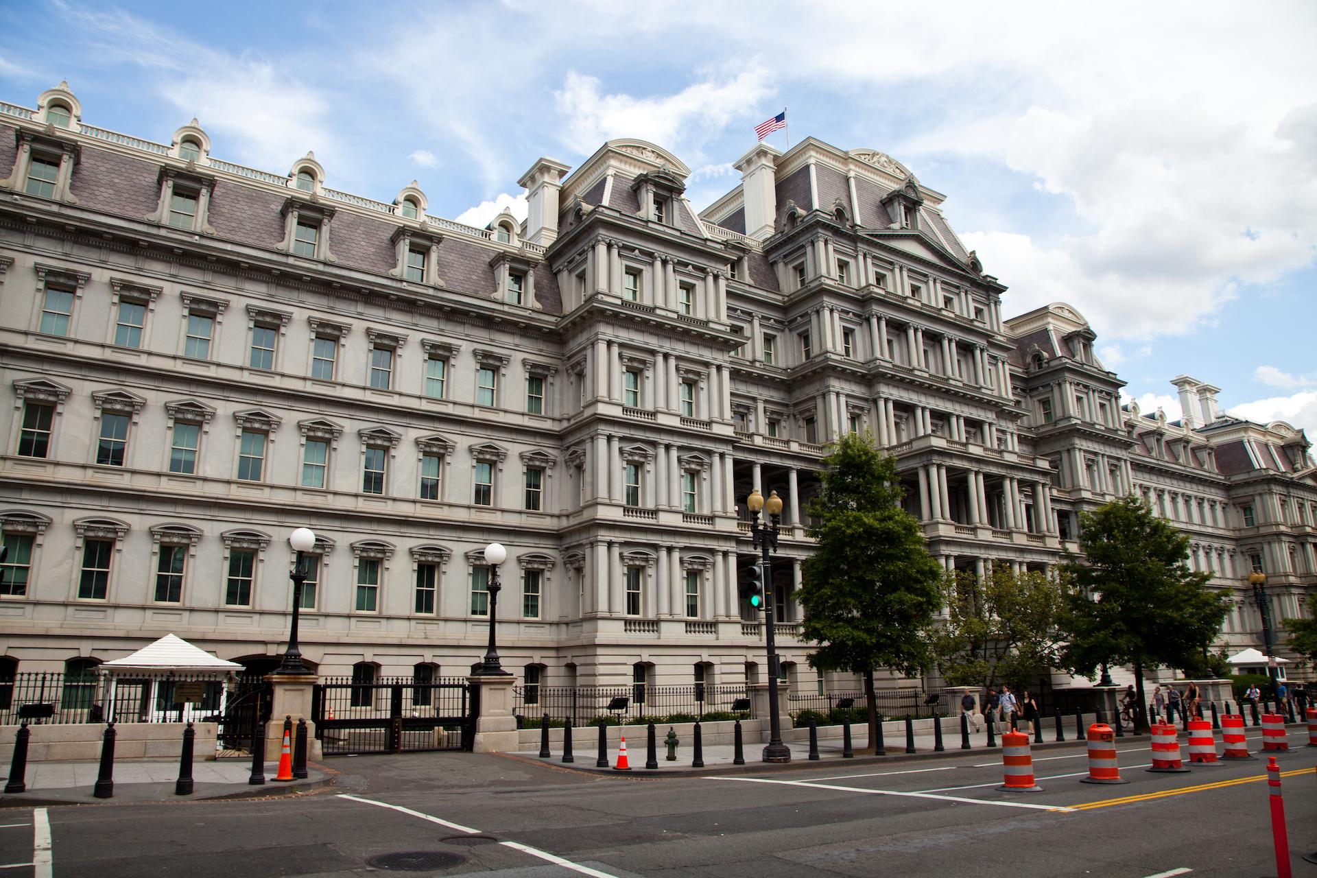 Eisenhower Executive Office Building