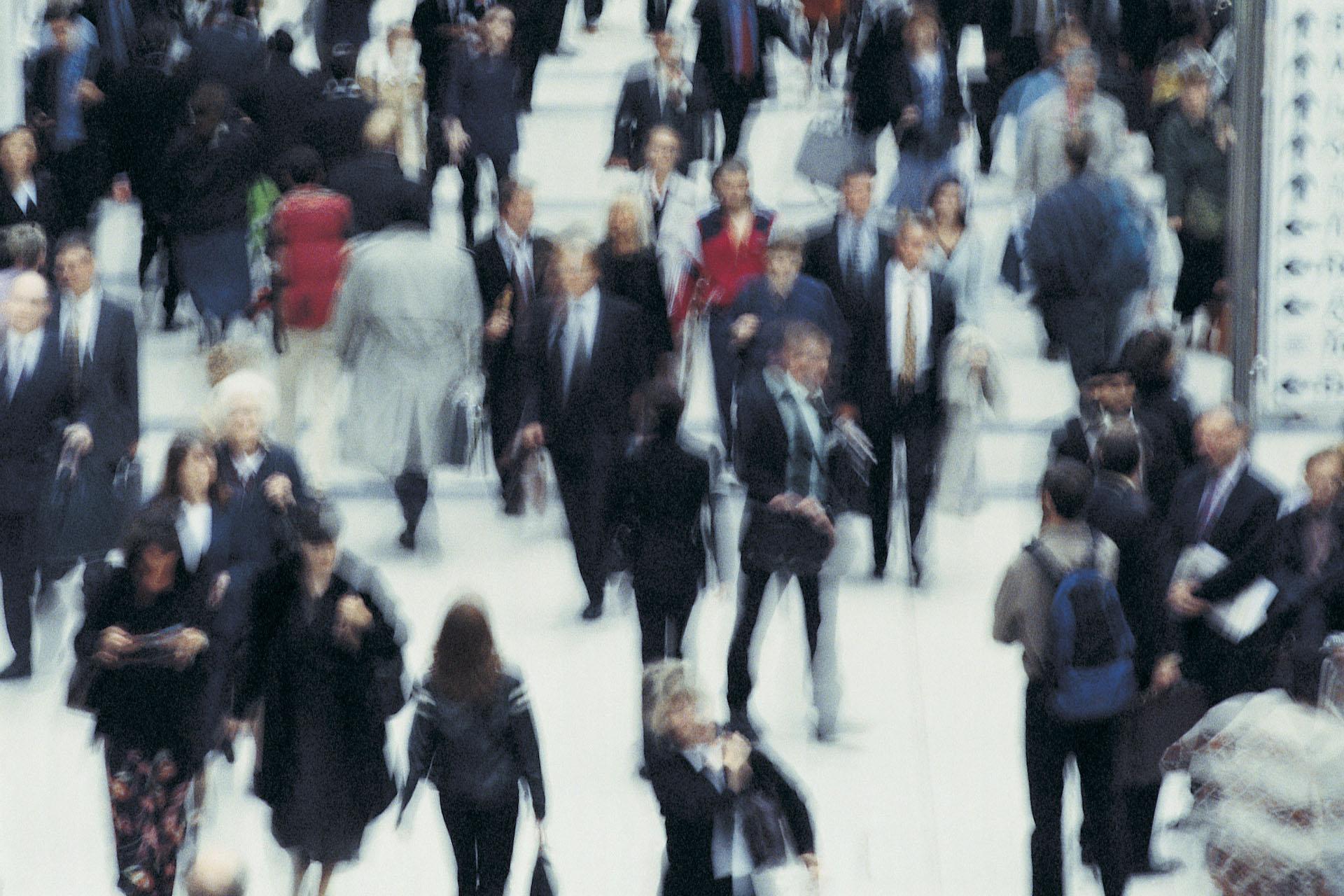 pedestrians facial recognition