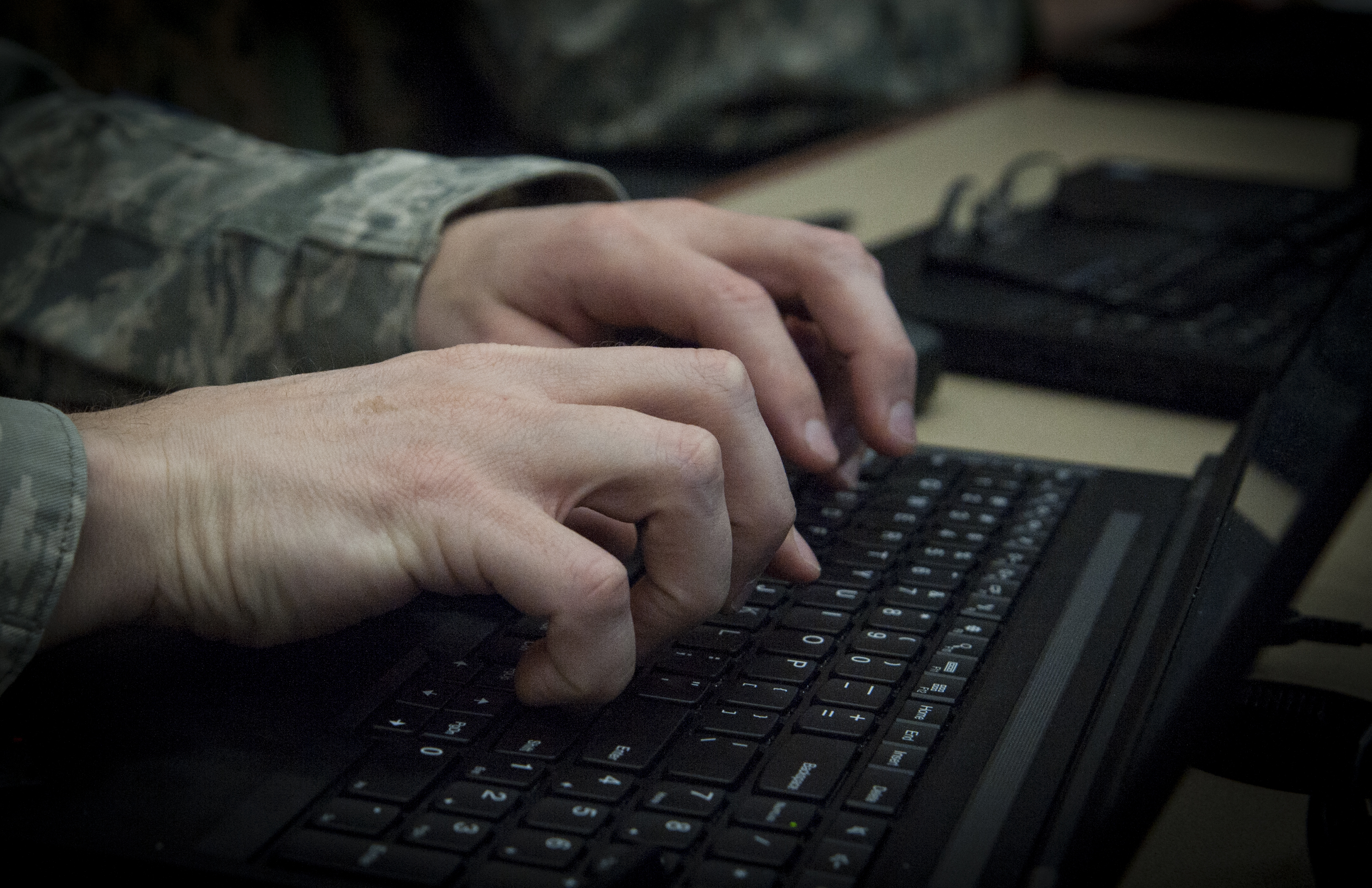 Air Force Cybersecurity