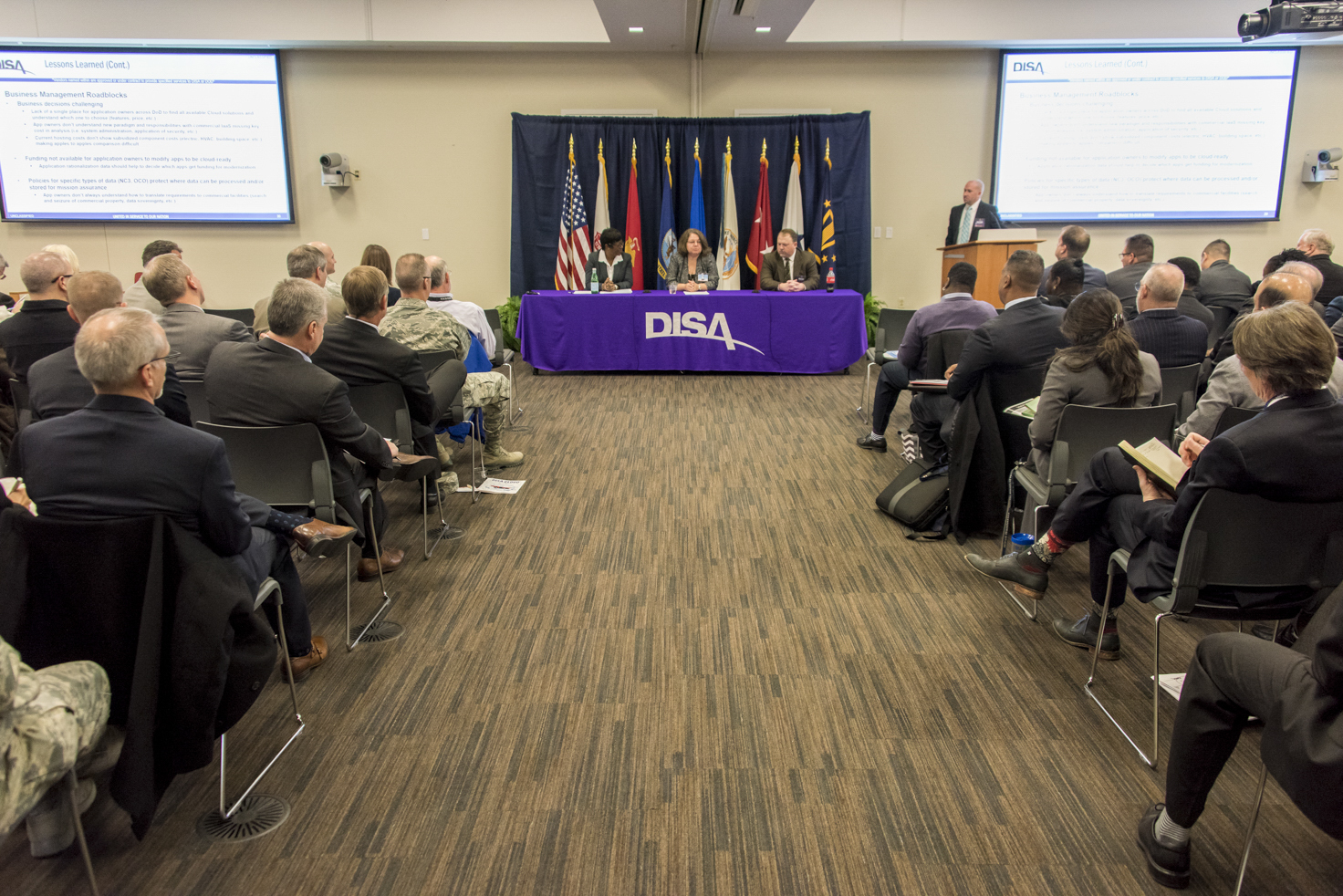 DISA Cloud Symposium